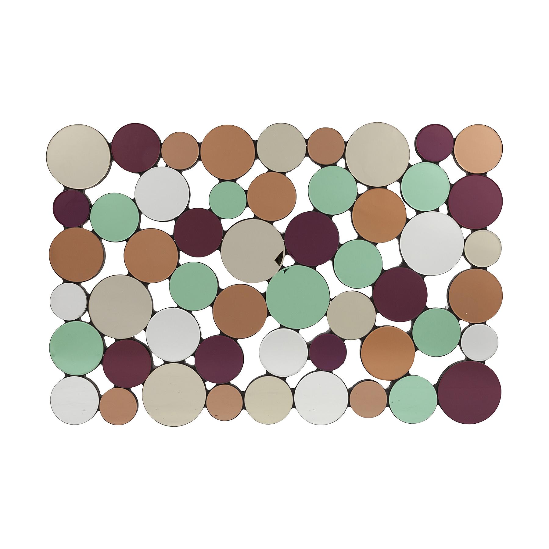 Зеркало ChamberyНастенные зеркала<br><br><br>Material: МДФ<br>Width см: 120<br>Depth см: 1,9<br>Height см: 80
