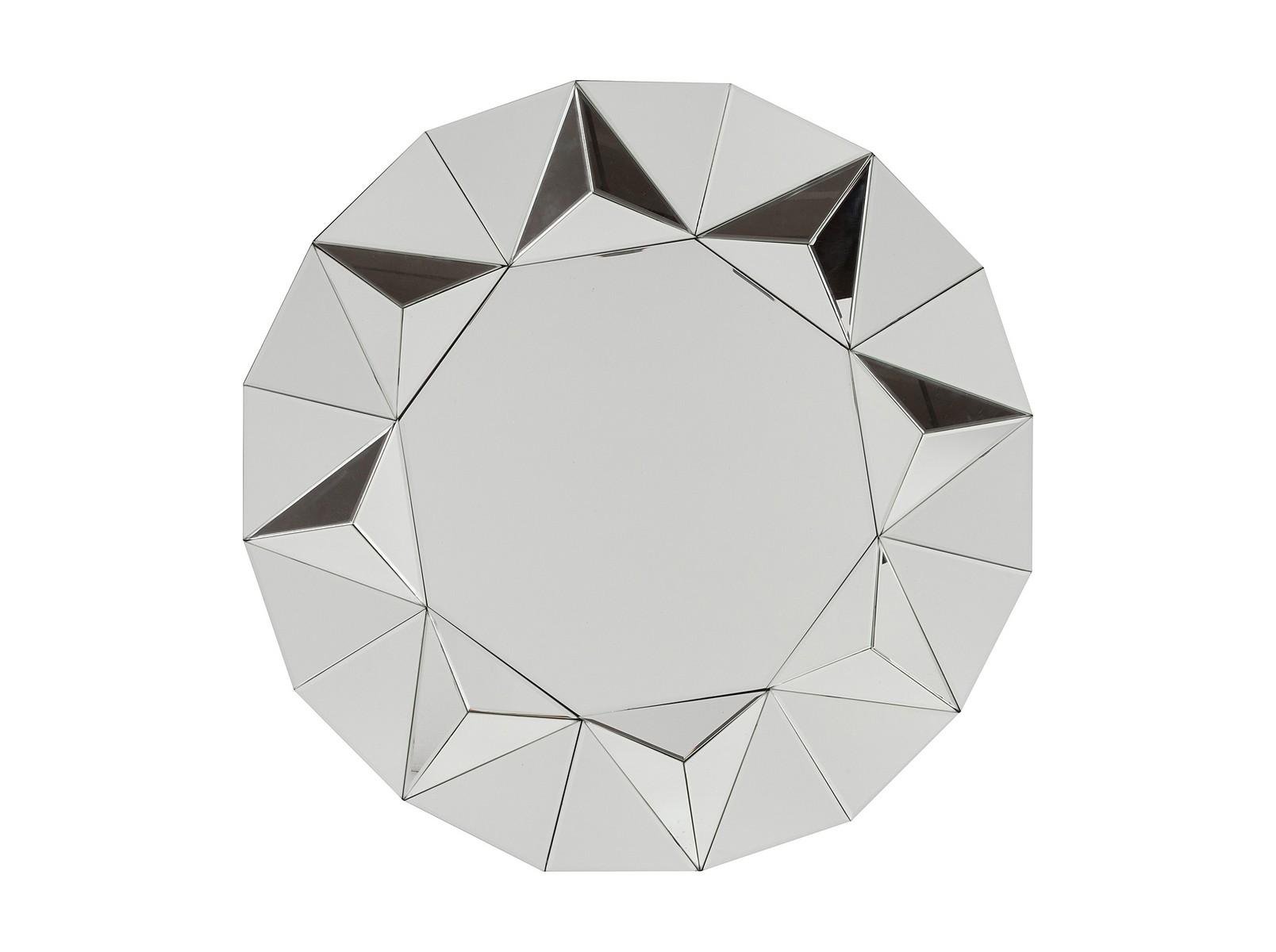 Зеркало DrancyНастенные зеркала<br><br><br>Material: МДФ<br>Width см: 78,5<br>Depth см: 4<br>Height см: 78,5