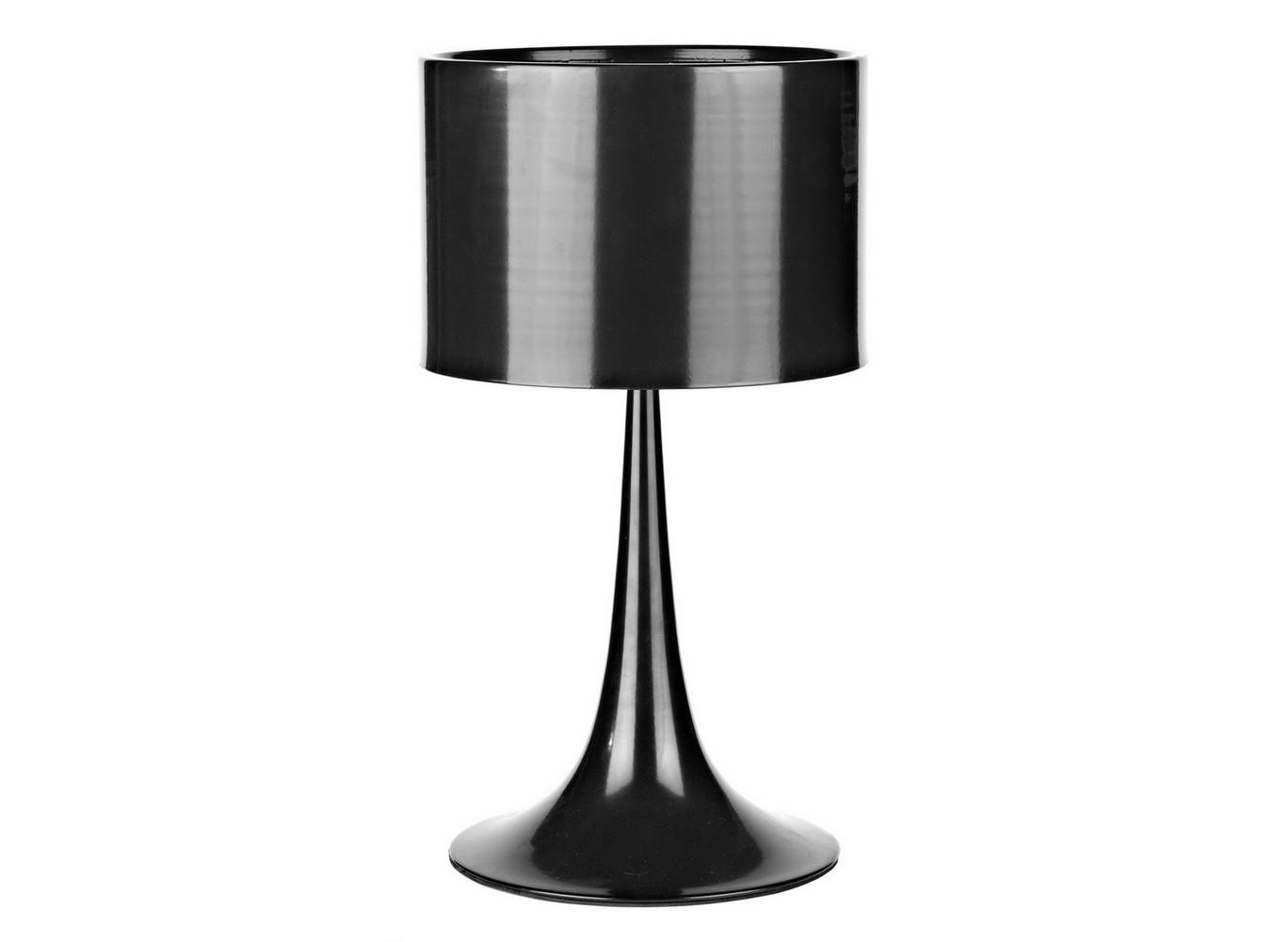 Настольная лампа Flos - Spun LightДекоративные лампы<br>В настольной лампе Flos-Spun ничего лишнего — только продуманный дизайн и функциональность! Как раз это можно сказать о данной модели лампы. Она полностью выполнена в чёрном цвете из алюминия. Из круглого основания словно вырастает ножка, сужающаяся к низу и увенчанная абажуром цилиндрической формы. Лампа будет уместна в современном интерьере, лучше всего она будет смотреться на дизайнерском столе в белом цвете.&amp;lt;div&amp;gt;&amp;lt;br&amp;gt;&amp;lt;/div&amp;gt;&amp;lt;div&amp;gt;&amp;lt;div&amp;gt;Вид цоколя: Е27&amp;lt;/div&amp;gt;&amp;lt;div&amp;gt;Мощность лампы: 40W&amp;lt;/div&amp;gt;&amp;lt;div&amp;gt;Количество ламп: 1&amp;lt;/div&amp;gt;&amp;lt;div&amp;gt;Наличие ламп: нет&amp;lt;/div&amp;gt;&amp;lt;/div&amp;gt;<br><br>Material: Алюминий<br>Height см: 30<br>Diameter см: 22
