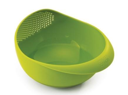 Миска-дуршлаг prep&serve (joseph joseph) зеленый 20x18x29 см.