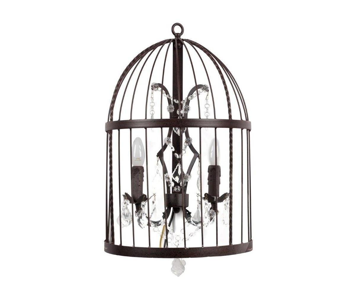 """DG Настенный светильник """"Vintage Birdcage"""""""