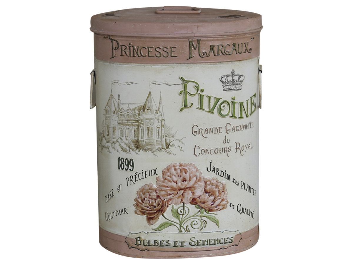 Polkadot Store Винтажная коробка Prinsesse Margaux подвеска винтажная