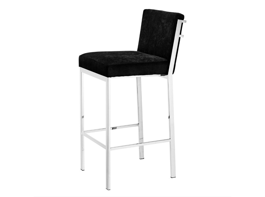 СтулБарные стулья<br>Высота сиденья: 75 см&amp;lt;div&amp;gt;Материалы: нержавеющая сталь, текстиль&amp;lt;/div&amp;gt;<br><br>Material: Металл<br>Ширина см: 32.0<br>Высота см: 100.0<br>Глубина см: 50.0