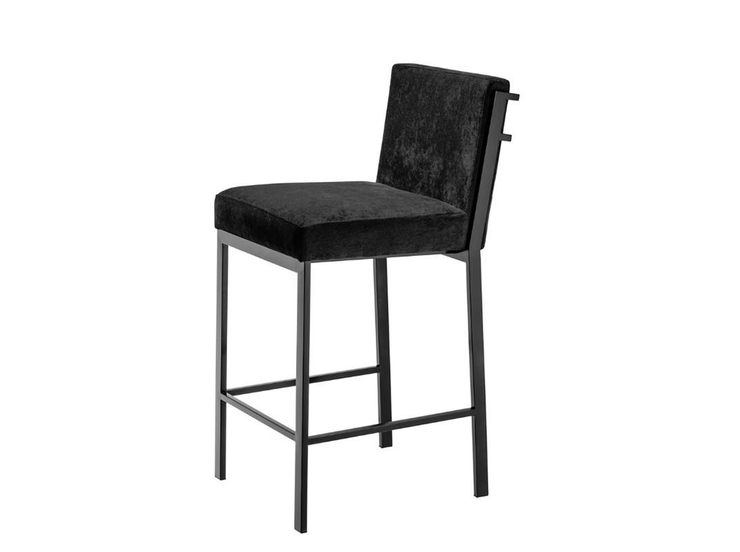 СтулБарные стулья<br>Материалы: металл, текстиль&amp;lt;div&amp;gt;Высота сиденья: 65 см&amp;lt;/div&amp;gt;<br><br>Material: Металл<br>Width см: 32<br>Depth см: 50<br>Height см: 90