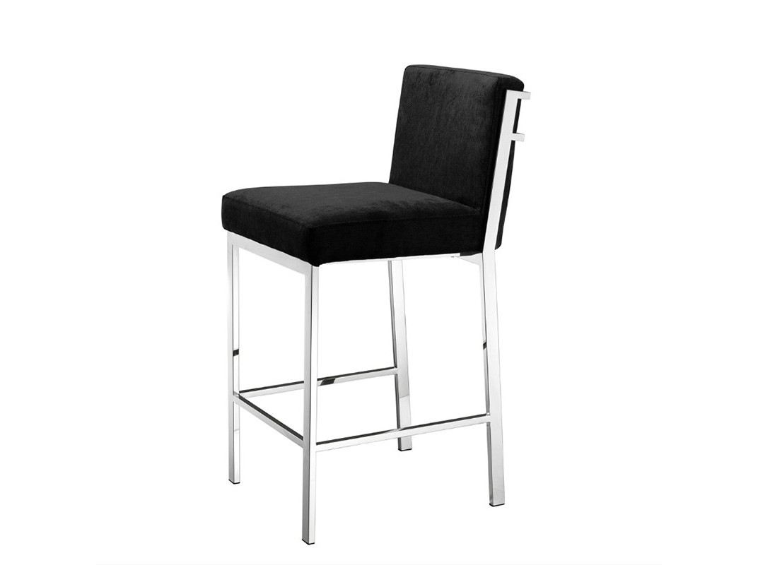 СтулБарные стулья<br>Материалы: текстиль, нержавеющая сталь&amp;lt;div&amp;gt;Высота сидения: 65 см&amp;lt;/div&amp;gt;<br><br>Material: Металл<br>Width см: 32<br>Depth см: 50<br>Height см: 90
