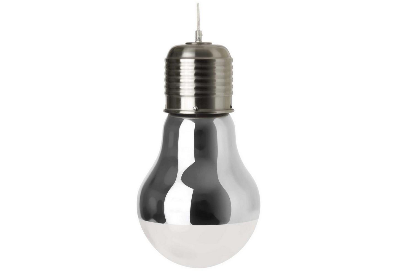 Лампа подвесная BulbyПодвесные светильники<br>Вид цоколя: E27&amp;amp;nbsp;&amp;lt;div&amp;gt;Количество ламп: 1&amp;amp;nbsp;&amp;lt;/div&amp;gt;&amp;lt;div&amp;gt;Наличие ламп: отсутствуют&amp;amp;nbsp;&amp;lt;/div&amp;gt;&amp;lt;div&amp;gt;Мощность лампы: 60W&amp;lt;/div&amp;gt;<br><br>Material: Стекло<br>Height см: 160<br>Diameter см: 28