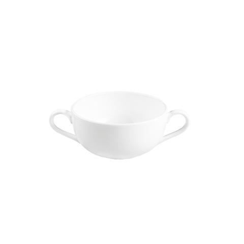 Чаша с ручкамиМиски и чаши<br>Объем: 340 мл<br><br>Material: Фарфор