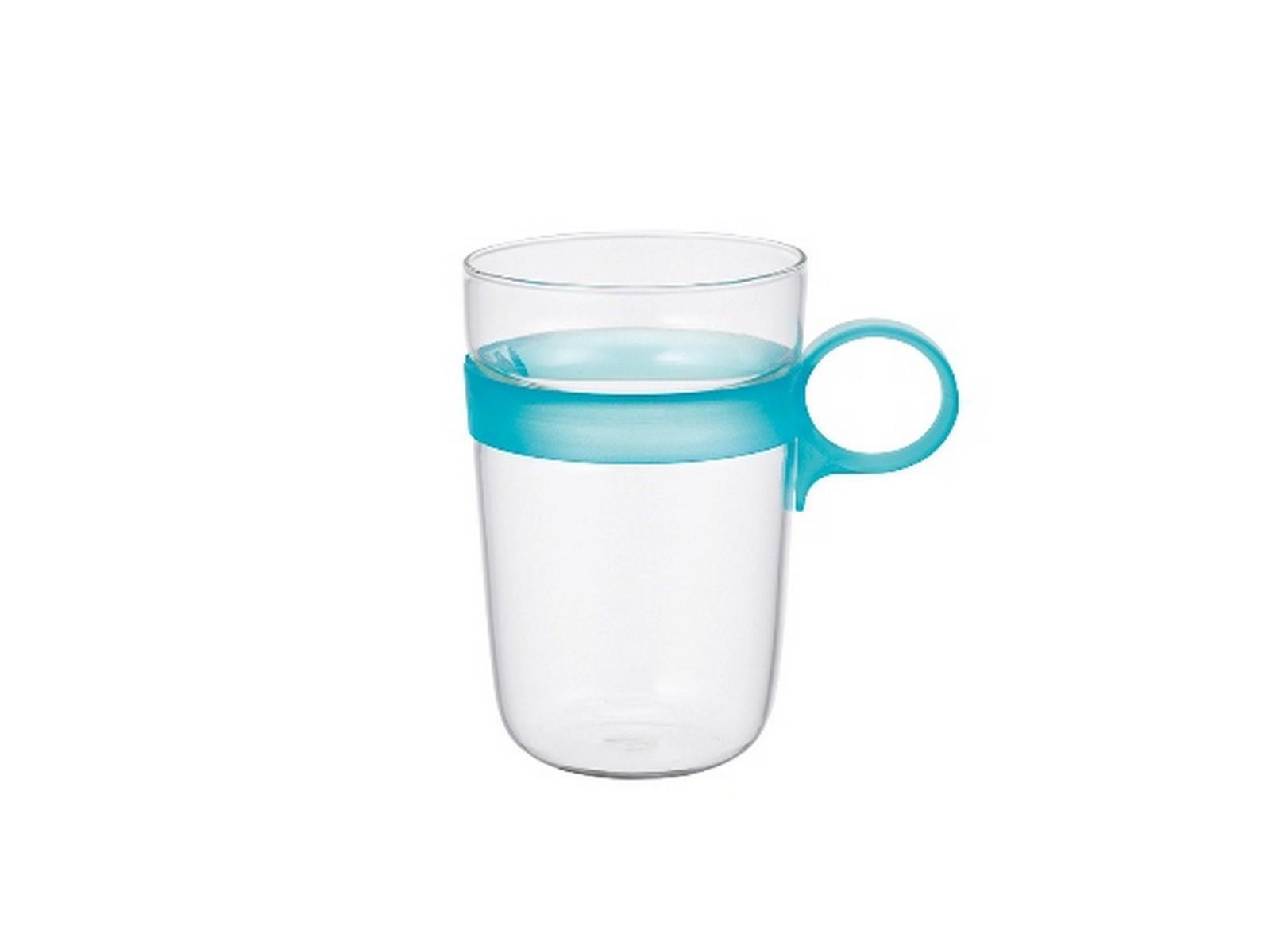КружкаЧайные пары и чашки<br>Объем: 380 мл<br><br>Material: Стекло