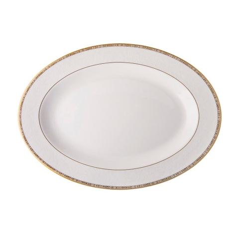 Блюдо овальноеТарелки<br><br><br>Material: Фарфор<br>Width см: 40