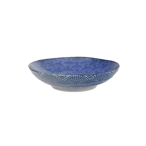ТарелкаТарелки<br>TOKYO – ведущая компания по производству посуды из фарфора и керамики. Особый дизайн и качественное исполнение делают ее востребованной и узнаваемой во всем мире.<br><br>Material: Фарфор<br>Diameter см: 21