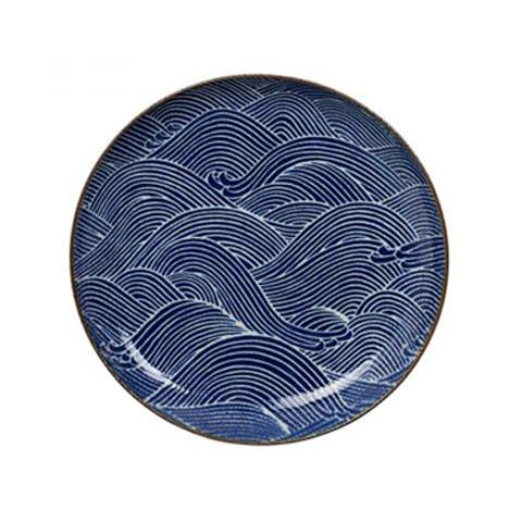 ТарелкаТарелки<br>TOKYO – ведущая компания по производству посуды из фарфора и керамики. Особый дизайн и качественное исполнение делают ее востребованной и узнаваемой во всем мире.<br><br>Material: Фарфор<br>Diameter см: 25,7