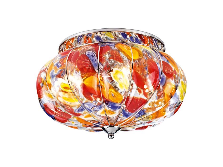 Потолочный светильникПотолочные светильники<br><br><br>Material: Стекло<br>Высота см: 23