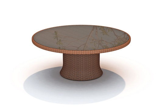 Обеденный столСтолы для улицы<br><br><br>Material: Ротанг<br>Height см: 75<br>Diameter см: 160