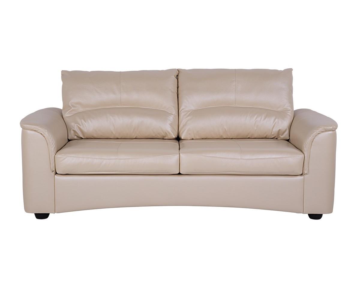 Диван ФиджиКожаные диваны<br>Элегантность во всем! Цвет, размер, форма и материал -- этот диван просто находка для ценителей удобных и красивых вещей! Эргономичен и отличается идеальными пропорциями: присесть, прилечь, вздремнут -- на этом диване удобно все! &amp;amp;nbsp;Отлично смотрится и в коже, и в ткани.&amp;amp;nbsp;<br><br>Material: Кожа<br>Ширина см: 202<br>Высота см: 92<br>Глубина см: 87
