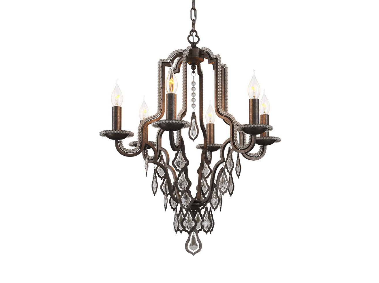 Gramercy Люстра Ruth Chandelier