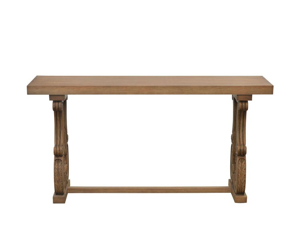 Стол Rosalie Console TableНеглубокие консоли<br><br><br>Material: Дерево<br>Width см: 160<br>Depth см: 51<br>Height см: 79