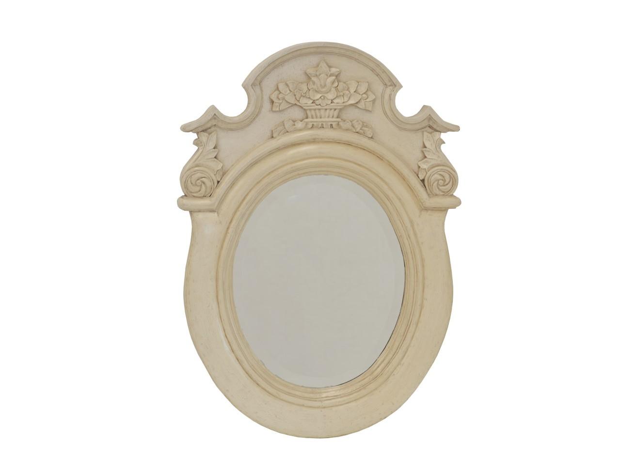 Зеркало CHLOE MIRRORНастенные зеркала<br><br><br>Material: Дерево<br>Ширина см: 70<br>Высота см: 49<br>Глубина см: 4