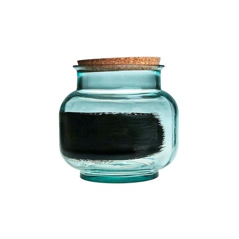 БанкаЕмкости для хранения<br>San Miguel (Испания) – это мощнейшая компания, которая занимается производством очень качественной и оригинальной продукции из переработанного стекла. Vidrios San Miguel известный бренд во всем мире. В наши дни, Vidrios San Miguel имеет более чем 25 000 торговых точек.  Vidrios San Miguel занимается производством стеклянных изделий: посуда, бутылки, вазы, сувениры, украшения и многое другое. Основной экспорт происходит в страны: западной и восточной Европы, Америки, Азии и Африки.<br><br>Material: Стекло<br>Height см: 18<br>Diameter см: 20