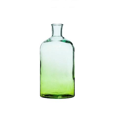 БутыльЕмкости для хранения<br>San Miguel (Испания) – это мощнейшая компания, которая занимается производством очень качественной и оригинальной продукции из переработанного стекла. Vidrios San Miguel известный бренд во всем мире. В наши дни, Vidrios San Miguel имеет более чем 25 000 торговых точек.  Vidrios San Miguel занимается производством стеклянных изделий: посуда, бутылки, вазы, сувениры, украшения и многое другое. Основной экспорт происходит в страны: западной и восточной Европы, Америки, Азии и Африки.<br><br>Material: Стекло<br>Height см: 22<br>Diameter см: 11