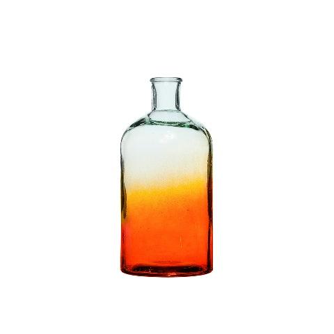 БутыльБанки и бутылки<br>San Miguel (Испания) – это мощнейшая компания, которая занимается производством очень качественной и оригинальной продукции из переработанного стекла. Vidrios San Miguel известный бренд во всем мире. В наши дни, Vidrios San Miguel имеет более чем 25 000 торговых точек.  Vidrios San Miguel занимается производством стеклянных изделий: посуда, бутылки, вазы, сувениры, украшения и многое другое. Основной экспорт происходит в страны: западной и восточной Европы, Америки, Азии и Африки.<br><br>Material: Стекло<br>Height см: 20<br>Diameter см: 9