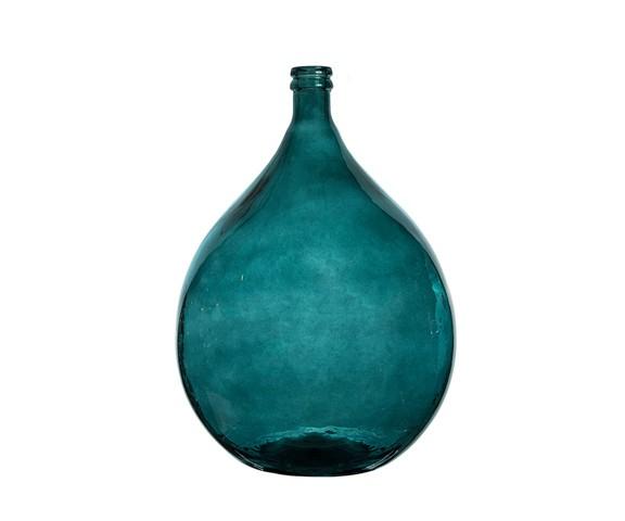 БутыльВазы<br>San Miguel (Испания) – это мощнейшая компания, которая занимается производством очень качественной и оригинальной продукции из переработанного стекла. Vidrios San Miguel известный бренд во всем мире. В наши дни, Vidrios San Miguel имеет более чем 25 000 торговых точек. Vidrios San Miguel занимается производством стеклянных изделий: посуда, бутылки, вазы, сувениры, украшения и многое другое. Основной экспорт происходит в страны: западной и восточной Европы, Америки, Азии и Африки.<br><br>Material: Стекло<br>Height см: 56<br>Diameter см: 40