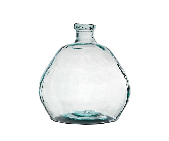 БутыльВазы<br>San Miguel (Испания) – это мощнейшая компания, которая занимается производством очень качественной и оригинальной продукции из переработанного стекла. Vidrios San Miguel известный бренд во всем мире. В наши дни, Vidrios San Miguel имеет более чем 25 000 торговых точек. Vidrios San Miguel занимается производством стеклянных изделий: посуда, бутылки, вазы, сувениры, украшения и многое другое. Основной экспорт происходит в страны: западной и восточной Европы, Америки, Азии и Африки.<br><br>Material: Стекло<br>Height см: 50<br>Diameter см: 45