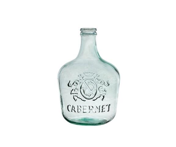 БутыльБанки и бутылки<br>San Miguel (Испания) – это мощнейшая компания, которая занимается производством очень качественной и оригинальной продукции из переработанного стекла. Vidrios San Miguel известный бренд во всем мире. В наши дни, Vidrios San Miguel имеет более чем 25 000 торговых точек. Vidrios San Miguel занимается производством стеклянных изделий: посуда, бутылки, вазы, сувениры, украшения и многое другое. Основной экспорт происходит в страны: западной и восточной Европы, Америки, Азии и Африки.<br><br>Material: Стекло<br>Height см: 42<br>Diameter см: 27