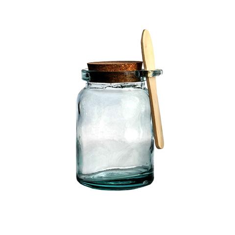 БанкаБанки и бутылки<br>San Miguel (Испания) – это мощнейшая компания, которая занимается производством очень качественной и оригинальной продукции из переработанного стекла. Vidrios San Miguel известный бренд во всем мире. В наши дни, Vidrios San Miguel имеет более чем 25 000 торговых точек. Vidrios San Miguel занимается производством стеклянных изделий: посуда, бутылки, вазы, сувениры, украшения и многое другое. Основной экспорт происходит в страны: западной и восточной Европы, Америки, Азии и Африки.<br><br>Material: Стекло<br>Height см: 14<br>Diameter см: 9