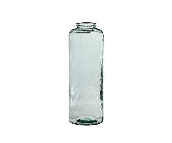 БутыльБанки и бутылки<br>San Miguel (Испания) – это мощнейшая компания, которая занимается производством очень качественной и оригинальной продукции из переработанного стекла. Vidrios San Miguel известный бренд во всем мире. В наши дни, Vidrios San Miguel имеет более чем 25 000 торговых точек.  Vidrios San Miguel занимается производством стеклянных изделий: посуда, бутылки, вазы, сувениры, украшения и многое другое. Основной экспорт происходит в страны: западной и восточной Европы, Америки, Азии и Африки.<br><br>Material: Стекло<br>Height см: 70<br>Diameter см: 24
