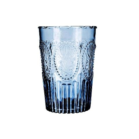 ВазаВазы<br>Фабрика VISTA ALEGRE с 1824 года изготавливает изделия из цветного стекла , смешивая песок и натуральные пигменты. Стеклянные изделия создают ручным способом путем заливания в пресс-формы жидкого стекла. Уникальные цвета и узоры на изделиях позволяют использовать их в любых интерьерных стилях, будь то Шебби шик, арт деко, богемный шик, винтаж или современный стиль.<br><br>Material: Стекло<br>Diameter см: 18