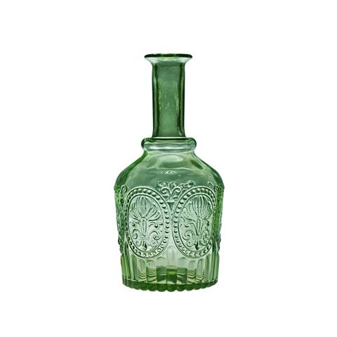 ГрафинЕмкости для хранения<br>Фабрика VISTA ALEGRE с 1824 года изготавливает изделия из цветного стекла , смешивая песок и натуральные пигменты. Стеклянные изделия создают ручным способом путем заливания в пресс-формы жидкого стекла. Уникальные цвета и узоры на изделиях позволяют использовать их в любых интерьерных стилях, будь то Шебби шик, арт деко, богемный шик, винтаж или современный стиль.&amp;lt;div&amp;gt;&amp;lt;br&amp;gt;&amp;lt;/div&amp;gt;&amp;lt;div&amp;gt;Объем: 1000 мл.&amp;amp;nbsp;&amp;lt;br&amp;gt;&amp;lt;/div&amp;gt;<br><br>Material: Стекло