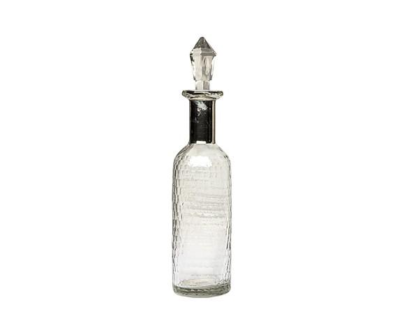 БутыльБанки и бутылки<br>Ручня работа<br><br>Material: Стекло<br>Height см: 27<br>Diameter см: 7
