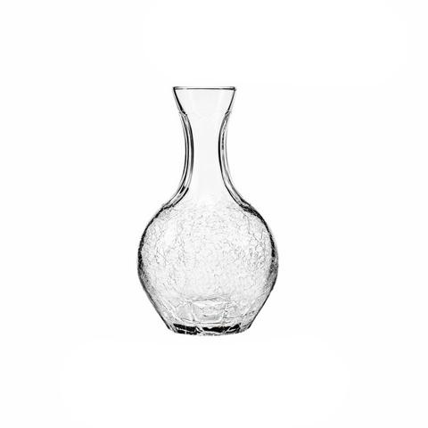 ГрафинКувшины и графины<br>Стекольная фабрика la Rochere (Франция) основана в 1475 году сегодня является старейшим действующим стекольным предприятием Франции и, безусловно, одним из старейших в мире. Особая техника выдувания стекла хранилась в строжайшей тайне и вместе со званием «стекольного дворянина» передавалась владельцем la Rochere из поколения в поколение законному наследнику. И в наши дни работник, поступающий на фабрику la Rochere, принимает торжественную присягу, обязуясь не разглашать секреты стекла la Rochere. Ассортимент выпускаемой сегодня продукции очень широк и включает: посуду и декоративные изделия из прессованного и выдувного стекла: стаканы, подсвечники, салатницы, креманки, графины и тарелки. Изящные изделия художников la Rochere привлекут внимание знатоков и ценителей французского стиля Арт Нуво. Стекло безупречных форм внесет изысканность и аристократизм в Ваш интерьер и привнесет частичку Франции в окружающую Вас действительность. La Rochere отличается особой декоративностью. Эти стеклянные приборы станут отличным дополнением стильной сервировки в частной жизни и заведениях.&amp;lt;div&amp;gt;&amp;lt;br&amp;gt;&amp;lt;/div&amp;gt;&amp;lt;div&amp;gt;Объем: 500 мл.&amp;amp;nbsp;&amp;lt;br&amp;gt;&amp;lt;/div&amp;gt;<br><br>Material: Стекло