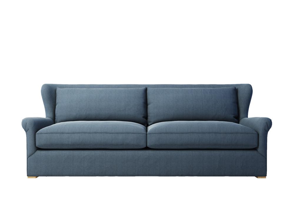 Диван раскладной Henderson IIПрямые раскладные диваны<br><br><br>Material: Текстиль<br>Ширина см: 244<br>Высота см: 90<br>Глубина см: 105