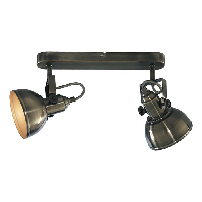 СпотСпоты<br>&amp;lt;div&amp;gt;Вид цоколя: E14&amp;lt;/div&amp;gt;&amp;lt;div&amp;gt;Мощность лампы: 40W&amp;lt;/div&amp;gt;&amp;lt;div&amp;gt;Количество ламп: 2&amp;lt;/div&amp;gt;<br><br>Material: Металл<br>Ширина см: 42<br>Высота см: 19<br>Глубина см: 12