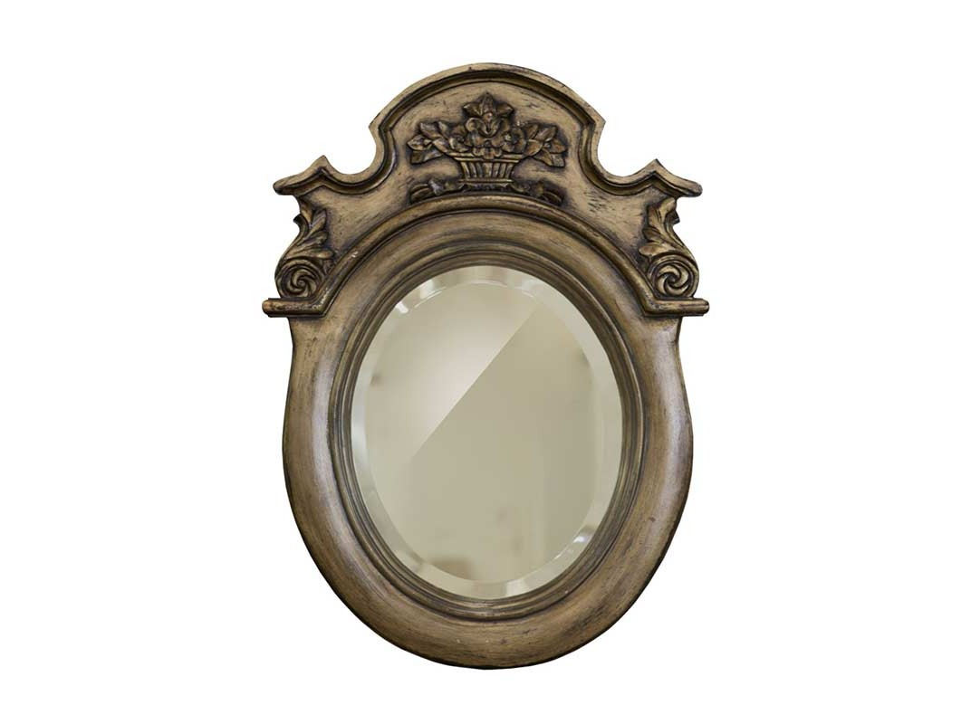 Зеркало CHLOE MIRRORНастенные зеркала<br><br><br>Material: Дерево<br>Width см: 49<br>Depth см: 4,5<br>Height см: 70