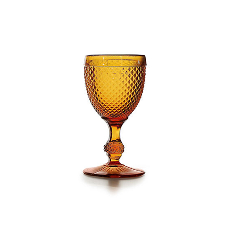 БокалБокалы<br>Фабрика VISTA ALEGRE с 1824 года изготавливает изделия из цветного стекла , смешивая песок и натуральные пигменты. Стеклянные изделия создают ручным способом путем заливания в пресс-формы жидкого стекла. Уникальные цвета и узоры на изделиях позволяют использовать их в любых интерьерных стилях, будь то Шебби шик, арт деко, богемный шик, винтаж или современный стиль.&amp;lt;div&amp;gt;&amp;lt;br&amp;gt;&amp;lt;/div&amp;gt;&amp;lt;div&amp;gt;Объем: 280 мл.&amp;amp;nbsp;&amp;lt;br&amp;gt;&amp;lt;/div&amp;gt;<br><br>Material: Стекло