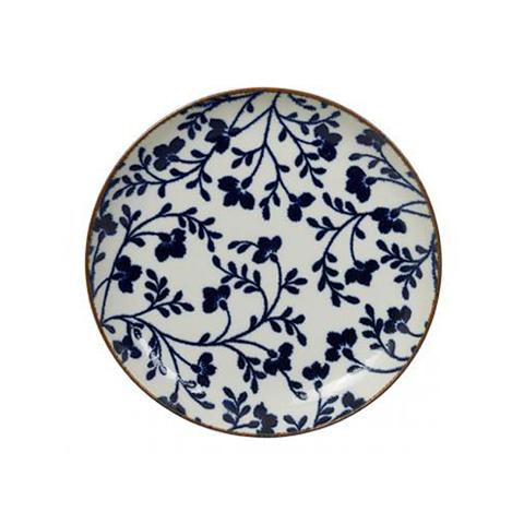 ТарелкаТарелки<br>TOKYO – ведущая компания по производству посуды из фарфора и керамики. Особый дизайн и качественное исполнение делают ее востребованной и узнаваемой во всем мире.<br><br>Material: Фарфор<br>Diameter см: 25