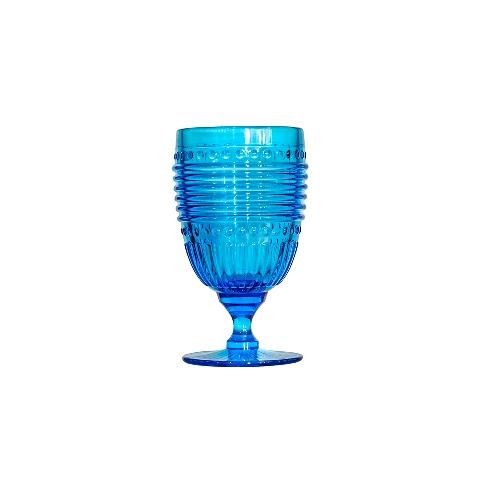 БокалБокалы<br>Фабрика VISTA ALEGRE с 1824 года изготавливает изделия из цветного стекла , смешивая песок и натуральные пигменты. Стеклянные изделия создают ручным способом путем заливания в пресс-формы жидкого стекла. Уникальные цвета и узоры на изделиях позволяют использовать их в любых интерьерных стилях, будь то Шебби шик, арт деко, богемный шик, винтаж или современный стиль.&amp;lt;div&amp;gt;&amp;lt;br&amp;gt;&amp;lt;/div&amp;gt;&amp;lt;div&amp;gt;Объем: 300 мл&amp;lt;br&amp;gt;&amp;lt;/div&amp;gt;<br><br>Material: Стекло