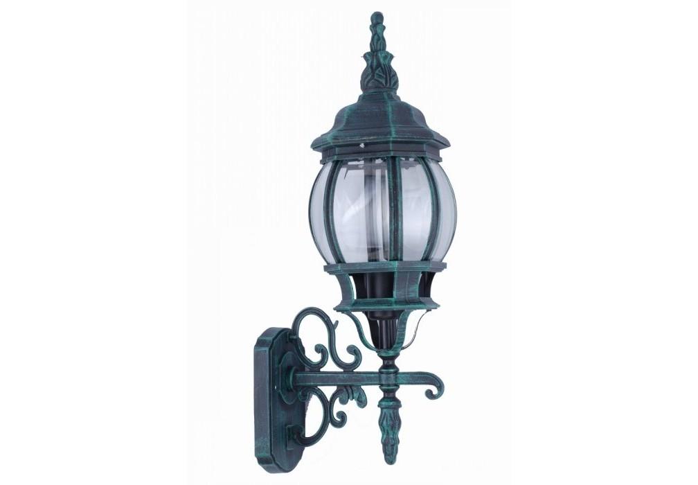 Уличный настенный светильник