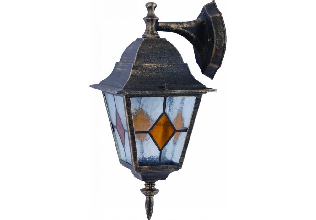 Уличный настенный светильникУличные настенные светильники<br>&amp;lt;div&amp;gt;Тип цоколя: E27&amp;lt;/div&amp;gt;&amp;lt;div&amp;gt;Мощность лампы: 100W&amp;lt;/div&amp;gt;&amp;lt;div&amp;gt;Количество ламп: 1&amp;lt;/div&amp;gt;&amp;lt;div&amp;gt;Степень пылевлагозащиты: IP44&amp;lt;/div&amp;gt;<br><br>Material: Алюминий<br>Ширина см: 18<br>Высота см: 41<br>Глубина см: 22