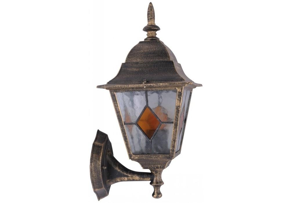 Уличный настенный светильникУличные настенные светильники<br>&amp;lt;div&amp;gt;Тип цоколя: E27&amp;lt;/div&amp;gt;&amp;lt;div&amp;gt;Мощность лампы: 100W&amp;lt;/div&amp;gt;&amp;lt;div&amp;gt;Количество ламп: 1&amp;lt;/div&amp;gt;&amp;lt;div&amp;gt;Степень пылевлагозащиты: IP44&amp;lt;/div&amp;gt;<br><br>Material: Алюминий<br>Width см: 18<br>Depth см: 22<br>Height см: 41