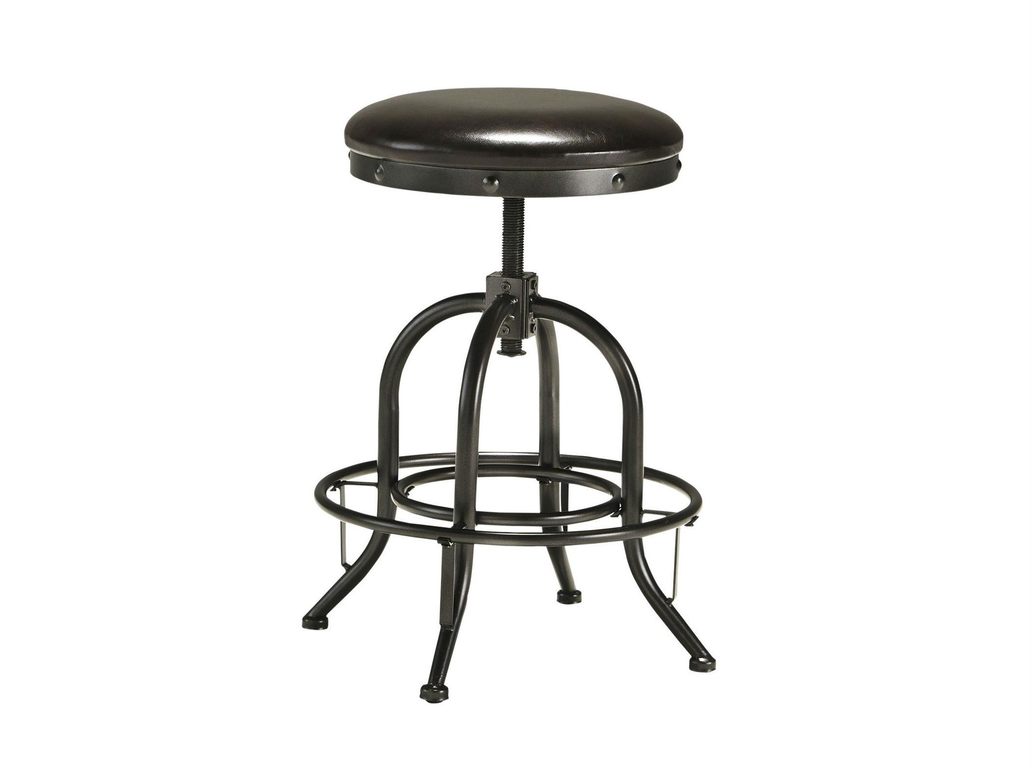 СтулОбеденные стулья<br>Материалы: металл, экокожа<br><br>Material: Металл<br>Height см: 65<br>Diameter см: 44