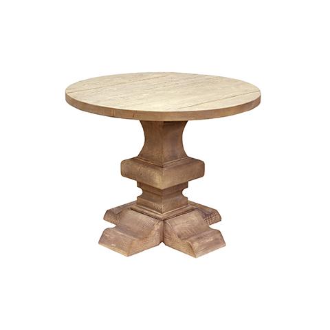 Стол обеденный ПарисОбеденные столы<br><br><br>Material: Дуб<br>Height см: 78<br>Diameter см: 100