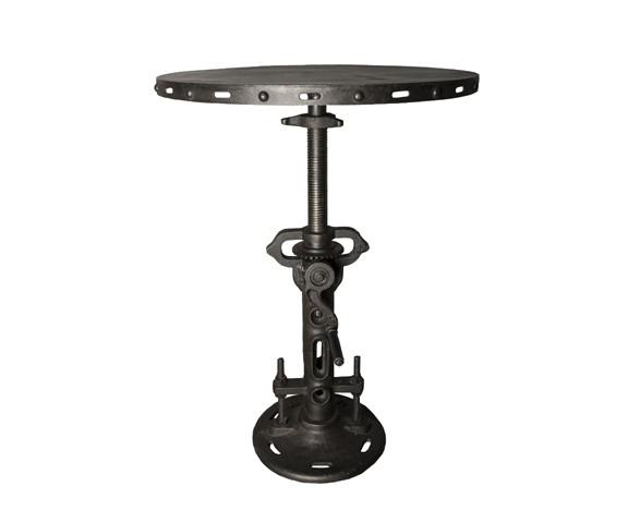 Стол ОдриОбеденные столы<br><br><br>Material: Металл<br>Height см: 75<br>Diameter см: 70