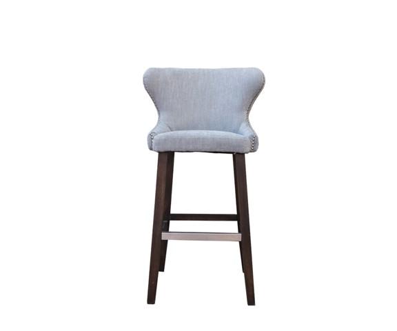 Стул барный СофияБарные стулья<br><br><br>Material: Дуб<br>Width см: 43<br>Depth см: 42<br>Height см: 142