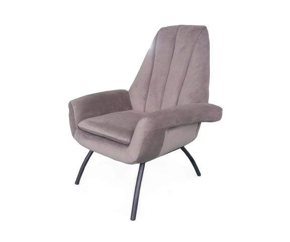 Кресло БардоксКресла с высокой спинкой<br><br><br>Material: Бархат<br>Width см: 91<br>Depth см: 83<br>Height см: 96