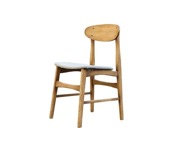 Стул СкандинавияОбеденные стулья<br><br><br>Material: Дуб<br>Width см: 45<br>Depth см: 49<br>Height см: 81