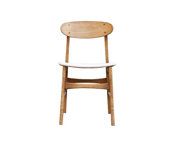 Стул СкандинавияОбеденные стулья<br>Материалы: каркас из массива дуба, обивка из натуральной кожи&amp;lt;/span&amp;gt;&amp;lt;br&amp;gt;&amp;lt;/div&amp;gt;<br><br>Material: Дерево<br>Width см: 45<br>Depth см: 49<br>Height см: 81