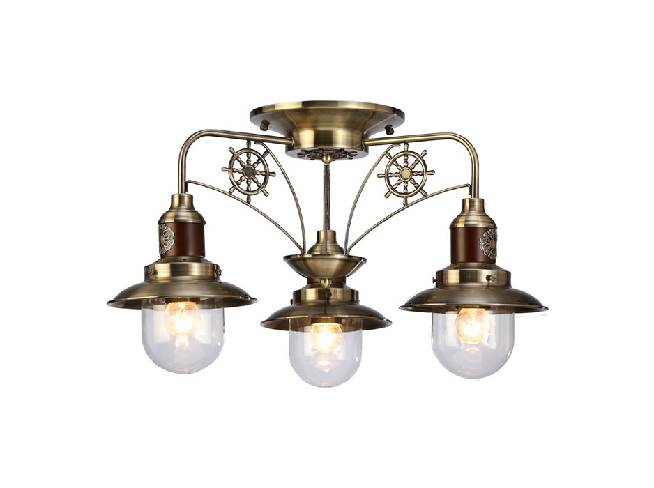 Потолочный светильникСветильники на штанге<br>&amp;lt;div&amp;gt;Вид цоколя: Е27&amp;lt;/div&amp;gt;&amp;lt;div&amp;gt;Мощность лампы: 60W&amp;lt;/div&amp;gt;&amp;lt;div&amp;gt;Количество ламп: 3&amp;lt;/div&amp;gt;&amp;lt;div&amp;gt;Наличие ламп: нет&amp;lt;/div&amp;gt;<br><br>Material: Металл<br>Height см: 34<br>Diameter см: 60